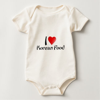 I LOVE KOREAN FOOD CREEPER