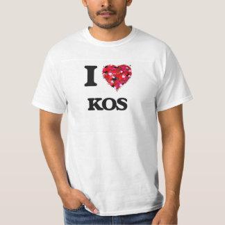 I Love Kos Shirt