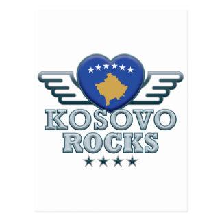 I Love Kosovo. Postcard