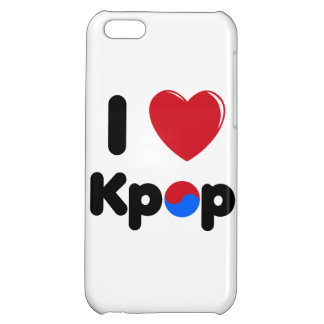 I Love Kpop iPhone 5C Cover