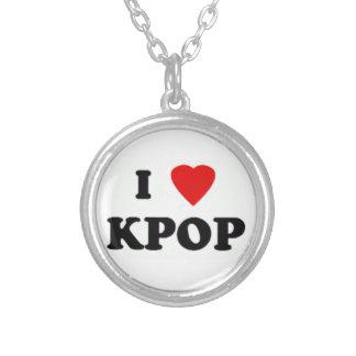 I Love KPop Necklace