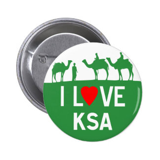 I LOVE KSA BUTTON