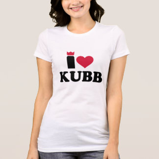 I love Kubb T-Shirt