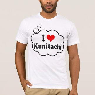 I Love Kunitachi, Japan T-Shirt