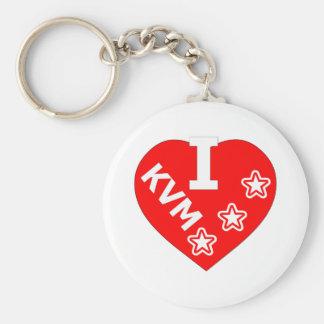 I love KV Maastricht logo 1 Keychain
