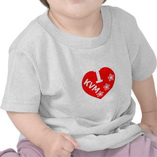I love KV Maastricht logo 1 Tee Shirts