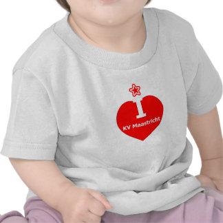 I love KV Maastricht logo 2 T-shirts