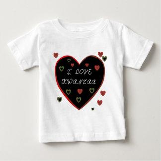 I Love Kwanzaa Infant T-shirt
