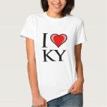 I Love KY - Kentucky Tee Shirts