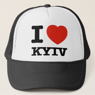 I love Kyiv Trucker Hat