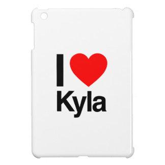 i love kyla cover for the iPad mini