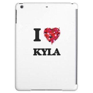 I Love Kyla iPad Air Case