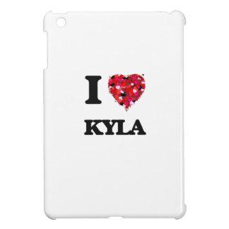 I Love Kyla iPad Mini Case