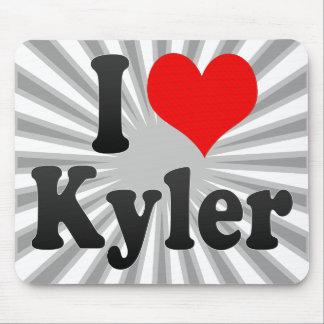 I love Kyler Mouse Pad