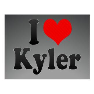 I love Kyler Postcard