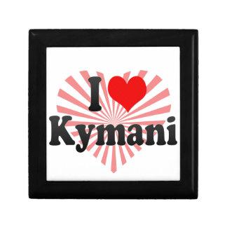 I love Kymani Jewelry Box