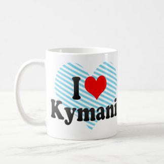 I love Kymani Coffee Mug