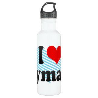 I love Kymani 24oz Water Bottle