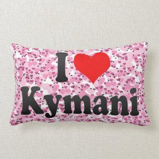 I love Kymani Throw Pillows