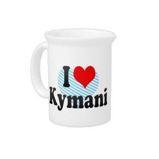 I love Kymani Pitcher