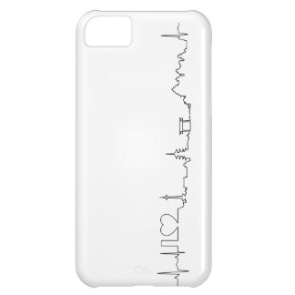 I love Kyoto (extraordinary ecg style) souvenir Cover For iPhone 5C