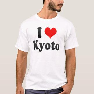 I Love Kyoto, Japan T-Shirt