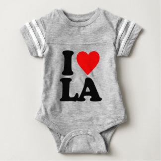 I LOVE LA BABY BODYSUIT