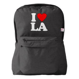 I LOVE LA BACKPACK