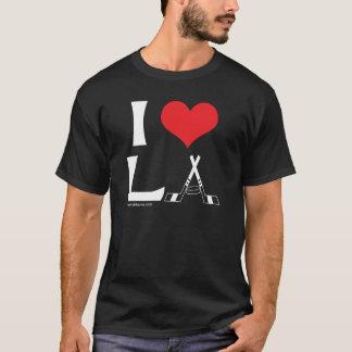 I Love LA (blk) T-Shirt