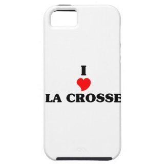 I love La Crosse iPhone SE/5/5s Case
