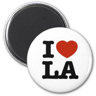 I Love LA Fridge Magnets