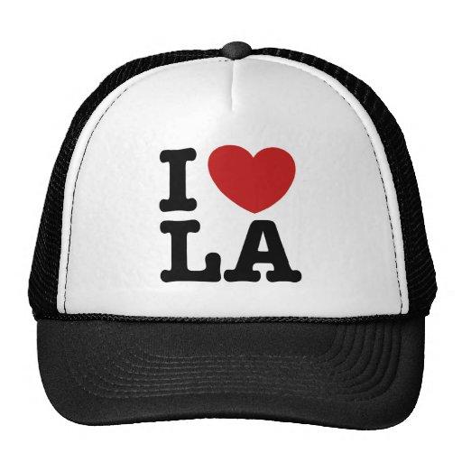 I Love LA Hats