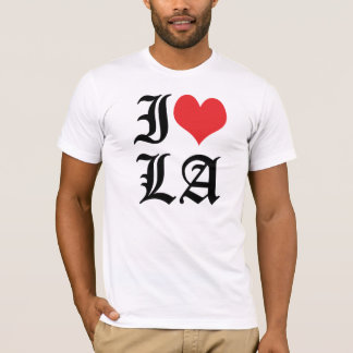 I Love LA / I Heart LA (Los Angeles) T-Shirt