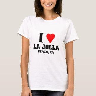 I love La Jolla beach T-Shirt