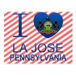 I Love La Jose, PA Postcards
