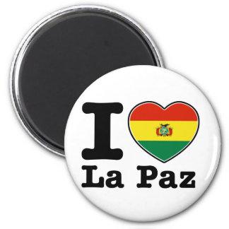 I love La Paz Refrigerator Magnets