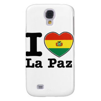 I love La Paz Samsung Galaxy S4 Cover