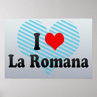 I Love La Romana, Dominican Republic Posters