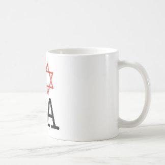 I Love LA ( Star Of David ) Coffee Mug
