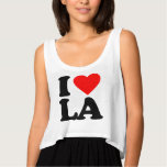 I LOVE LA TANK TOP