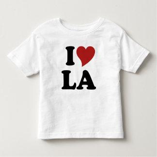 I Love LA Toddler T-shirt