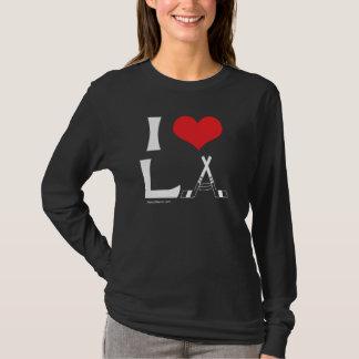 I Love LA (w. long slv) T-Shirt