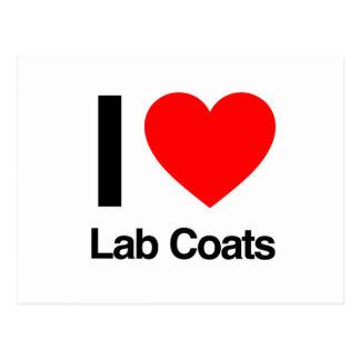 i love lab coats.ai postcard