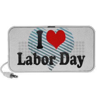 I love Labor Day Mp3 Speaker