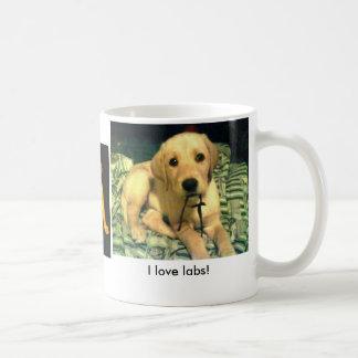 I love Labs! Coffee Mug