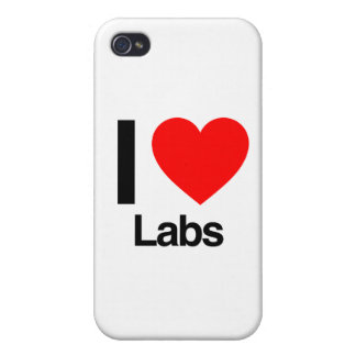 i love labs cover for iPhone 4