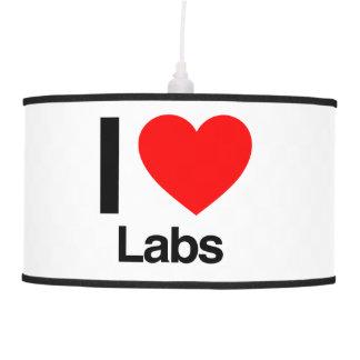 i love labs pendant lamp