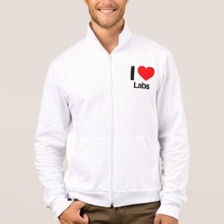i love labs jacket