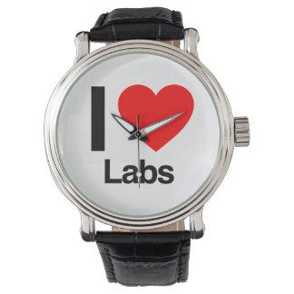i love labs wrist watches