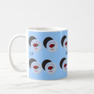 I LOVE LADYBUGS CLASSIC WHITE COFFEE MUG
